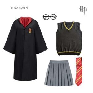 Déguisement Harry Potter Gryffondor Enfant Déguisement Film Déguisement Harry Potter