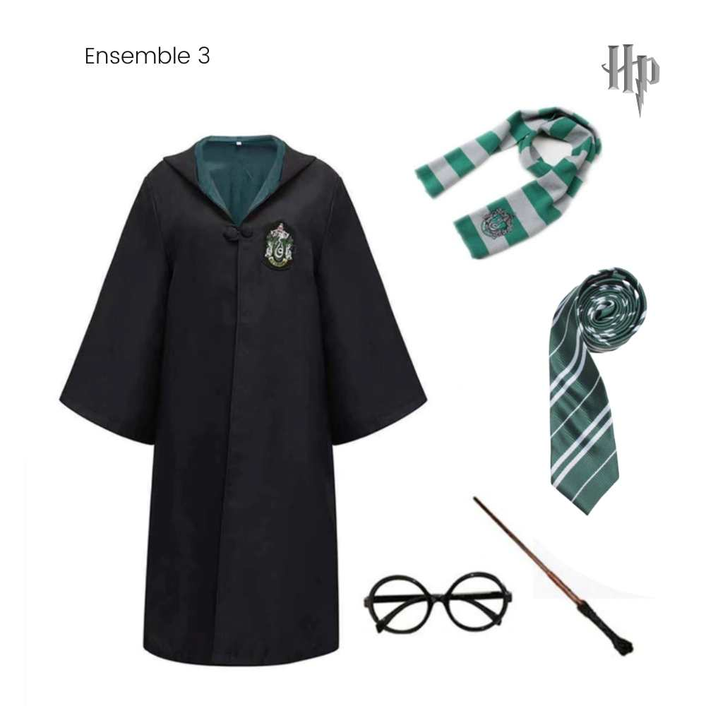 Déguisement Harry Potter Serpentard Adulte Déguisement Film Déguisement Harry Potter