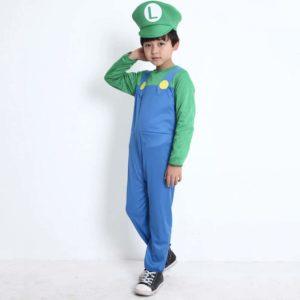 Déguisement Luigi enfant garçon Déguisement Mario Déguisement Jeux Vidéos