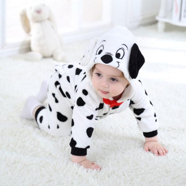 Déguisement bébé dalmatien Déguisement Chien Déguisement Animaux