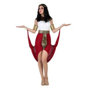 Déguisement femme Cléopâtre rouge Déguisement Cléopatre Déguisement Historique