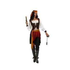 Déguisement pour Adultes Femme pirate Déguisement Pirate Déguisement Historique
