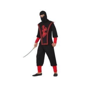 Déguisement pour Adultes Ninja Déguisement Ninja Déguisement Historique