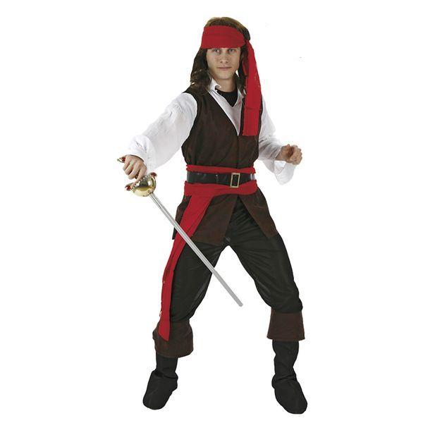 Déguisement pour Adultes Pirate Déguisement Pirate Déguisement Historique