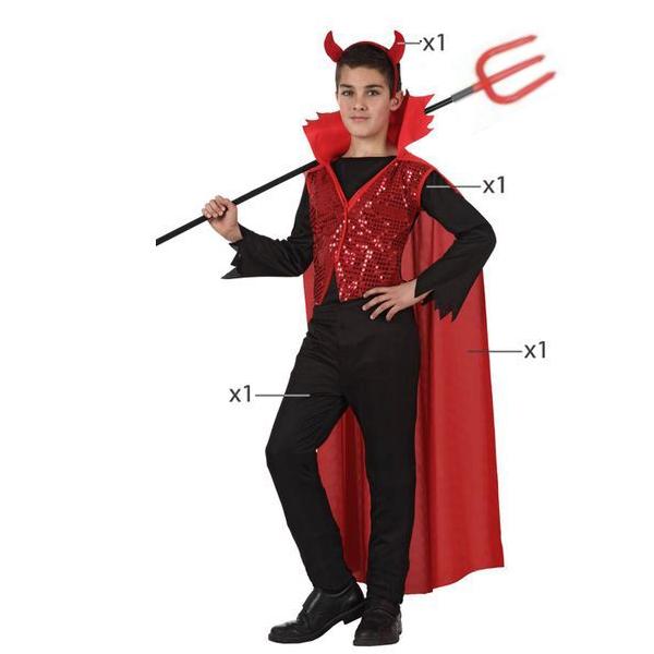 Déguisement pour Enfants Démon Déguisement Halloween