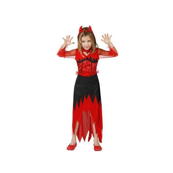 Déguisement pour Enfants Diablesse Déguisement Halloween
