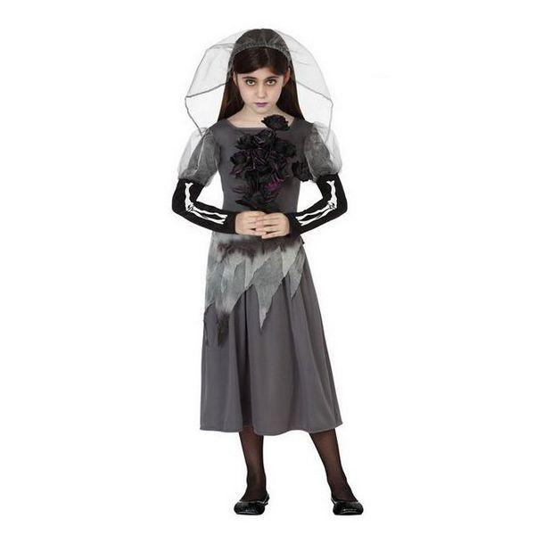 Déguisement pour Enfants Mariée cadavre Déguisement Halloween