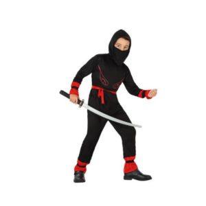 Déguisement pour Enfants Ninja Déguisement Ninja Déguisement Historique