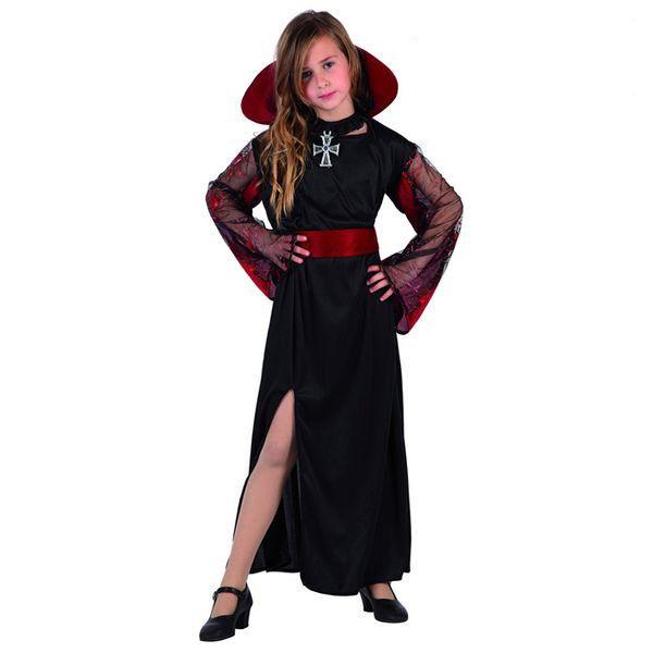 Déguisement pour Enfants Vampiresse Déguisement Vampire Déguisement Fantastique Déguisement Halloween