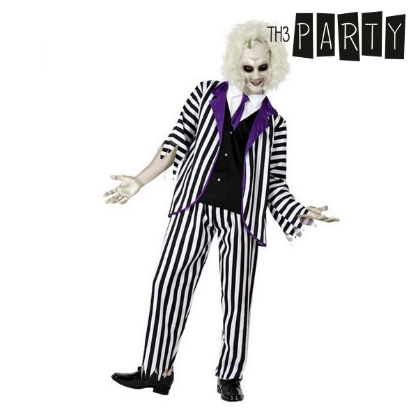 Déguisement pour Adultes Joker noir et blanc Déguisement Joker Déguisement DC Comics Déguisement Halloween
