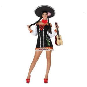 Déguisement pour Adultes Mariachi sexy Déguisement Mexicain Déguisement Historique