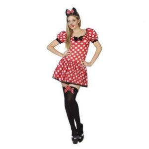 Déguisement pour Adultes Minnie Mouse Déguisement Minnie Déguisement Disney