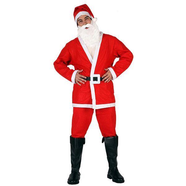 Déguisement pour Adultes Père noël Déguisement Père Noël Déguisement Fantastique