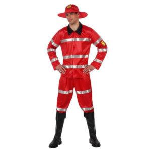Déguisement pour Adultes Sapeur-pompier Déguisement Pompier Déguisement Métier
