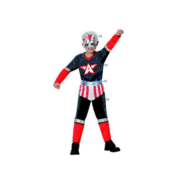 Déguisement pour Enfants Captain America Déguisement Captain America Déguisement Marvel