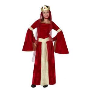 Déguisement pour Enfants Dame médiévale Déguisement Chevalier Déguisement Historique