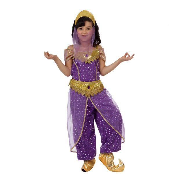 Déguisement pour Enfants Princesse Jasmine violet Déguisement Jasmine Déguisement Disney