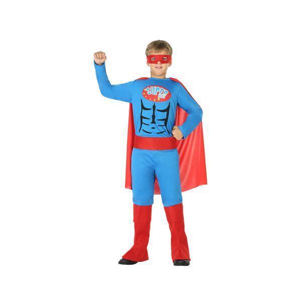 Déguisement pour Enfants Super héros bleu Déguisement Super Héro Déguisement Film