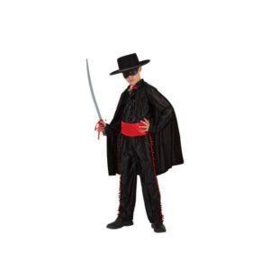 Déguisement pour Enfants Zorro noir Déguisement Zorro Déguisement Film