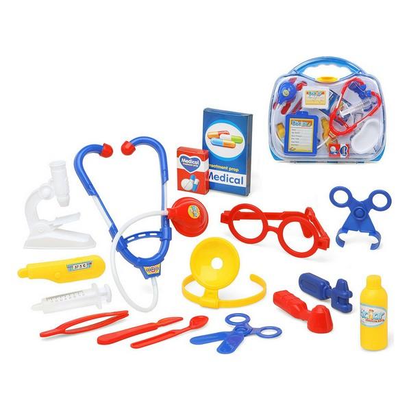 Coffret Médical avec Accessoires en jouet Uncategorized