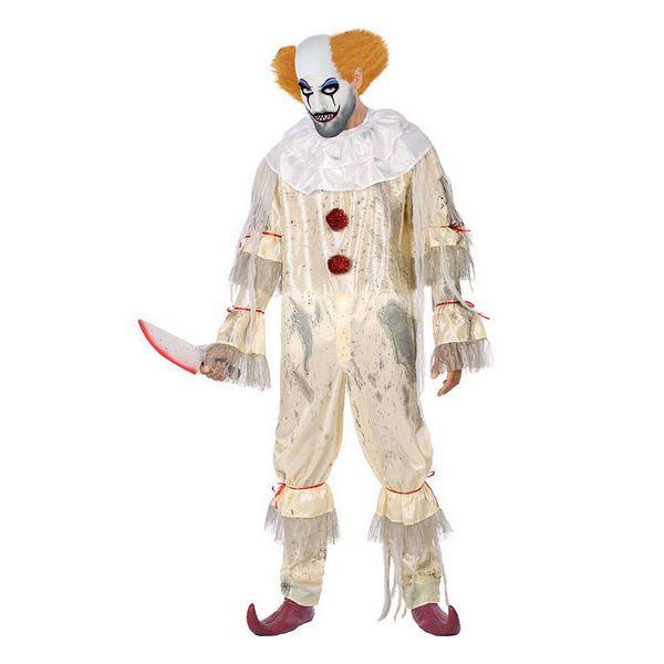 Déguisement pour Adultes Clown sanglant Blanc (1 Pcs) Uncategorized