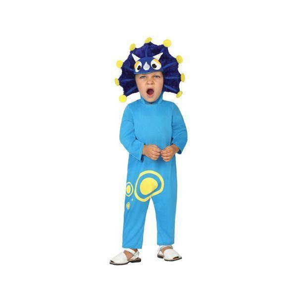 Déguisement pour Bébé Dragon bleu Déguisement Dinosaure Déguisement Animaux