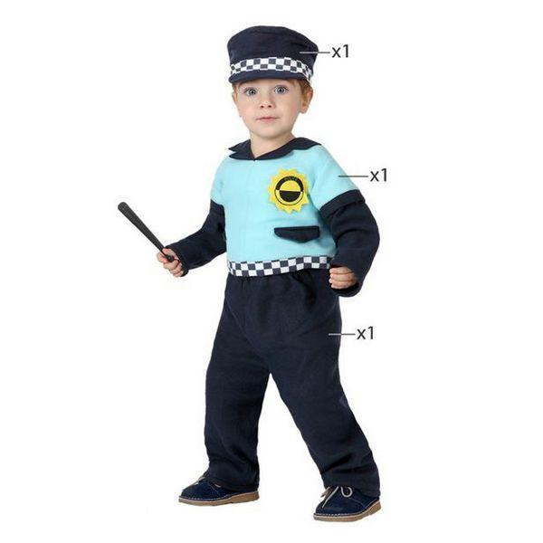 Déguisement pour Bébé Police Déguisement Policier Déguisement Métier