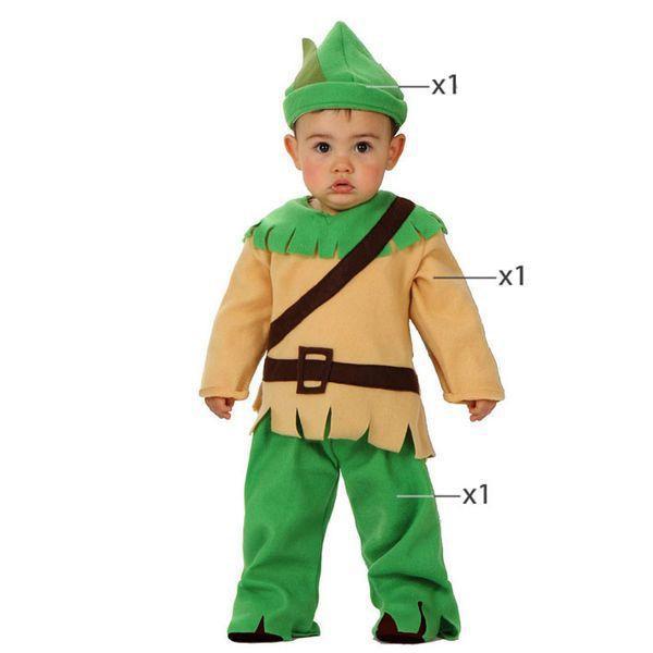 Déguisement pour Bébé Robin des Bois Déguisement Disney
