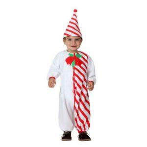 Déguisement pour Bébés Sucre d'orge Déguisement Père Noël Déguisement Fantastique