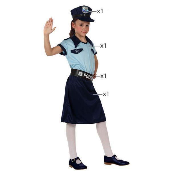 Déguisement pour Enfants Policière Déguisement Policier Déguisement Métier
