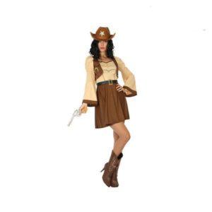 Déguisement pour Femme Cow-girl Déguisement Cowboy Déguisement Historique