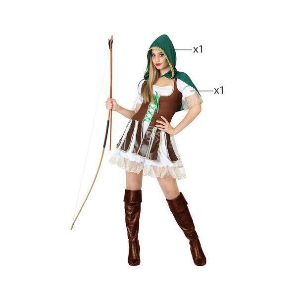 Déguisement pour Femme Robin des bois Déguisement Disney