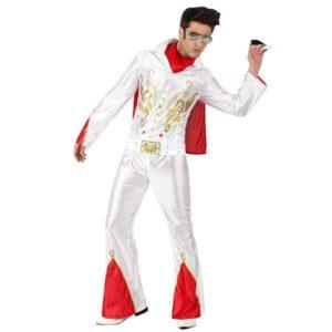 Déguisement pour Homme Elvis Déguisement Disco Déguisement Historique