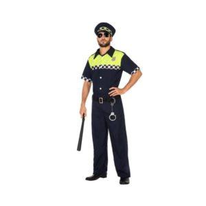 Déguisement pour Homme Police Déguisement Policier Déguisement Métier