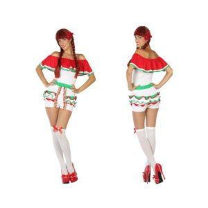 Déguisement pour femme Mexicaine sexy Déguisement Mexicain Déguisement Historique