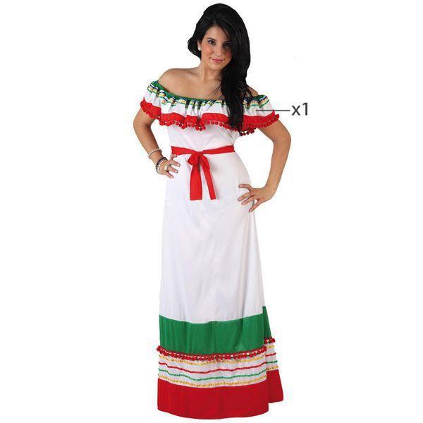 Déguisement pour femme Mexicaine Déguisement Mexicain Déguisement Historique