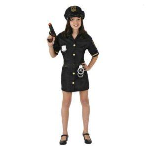 Déguisement pour fille Policière Déguisement Policier Déguisement Métier