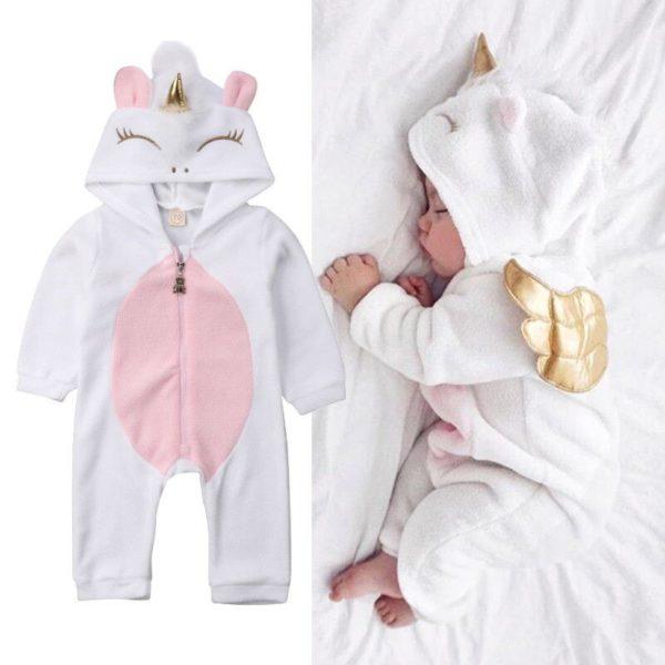 Déguisement bébé barboteuse licorne Déguisement Animaux Déguisement Licorne