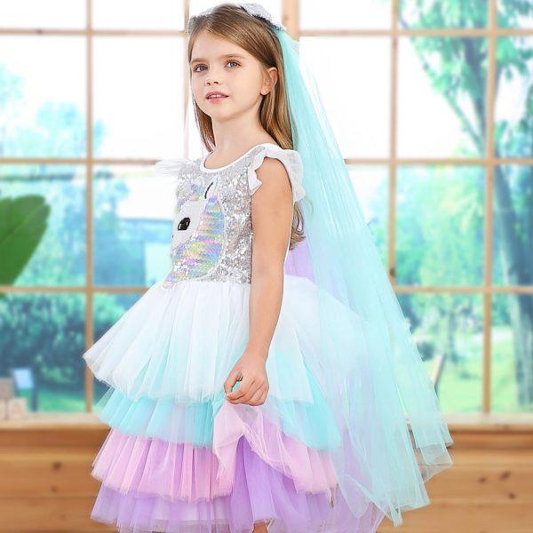 Déguisement enfant princesse licorne Déguisement Animaux Déguisement Licorne