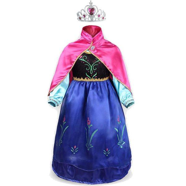 Déguisement Disney Princesse Anna Déguisement Disney Déguisement Reine des neiges