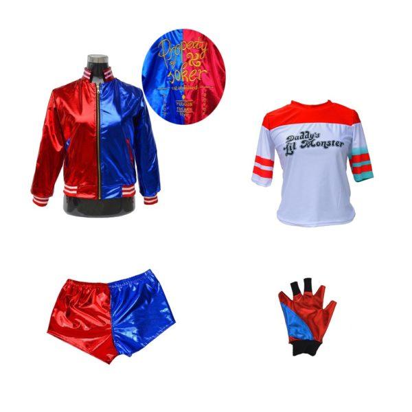 Costumes Harley Quinn Déguisement Harley Quinn Déguisement Film