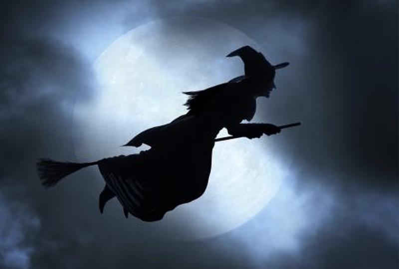 sorcière-modèle